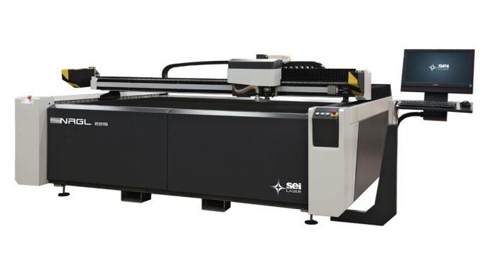 NRGL laserleikkuri
