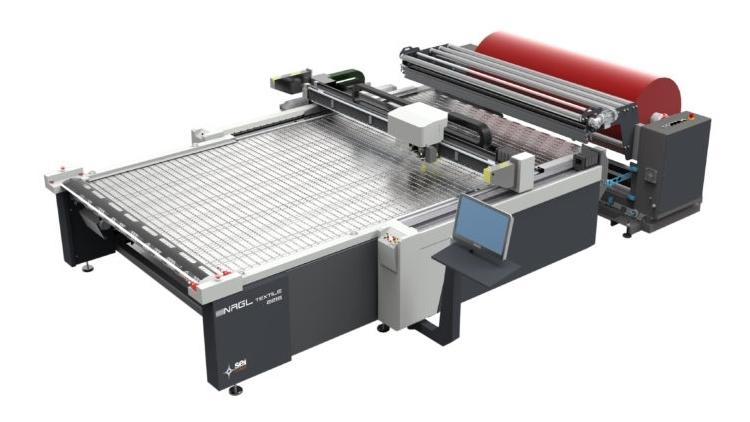 SEI NRGL Textile kankaiden laserleikkaus
