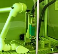 Laserturvaikkunat helpottavat lasertyöstön seuraamista turvallisesti