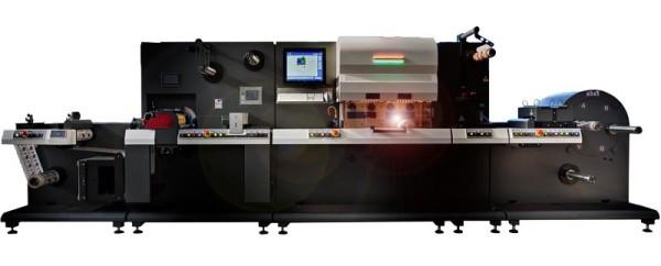 Labelmaster laserstanssi etikettien ja tarrojen stanssaukseen