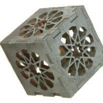 Puun laserleikkaus ja 3D liitosten tekeminen