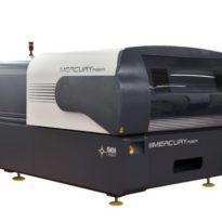 SEI Mercury metallien laserleikkaus kone